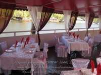Ресторан на воде в Киеве