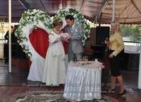Выездная церемония бракосочетания в Киеве