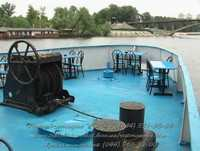 Рестораны на воде в Гидропарке